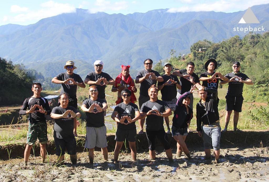 Stepback Leadership Expedition Batch 3